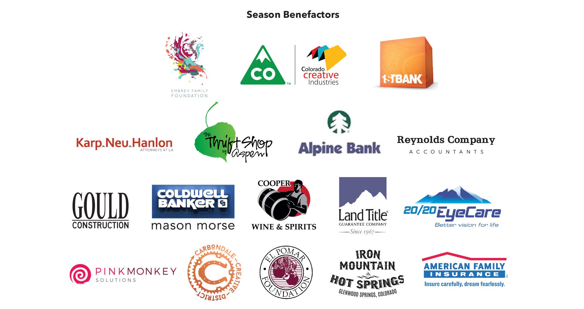 TRTC Sponsors