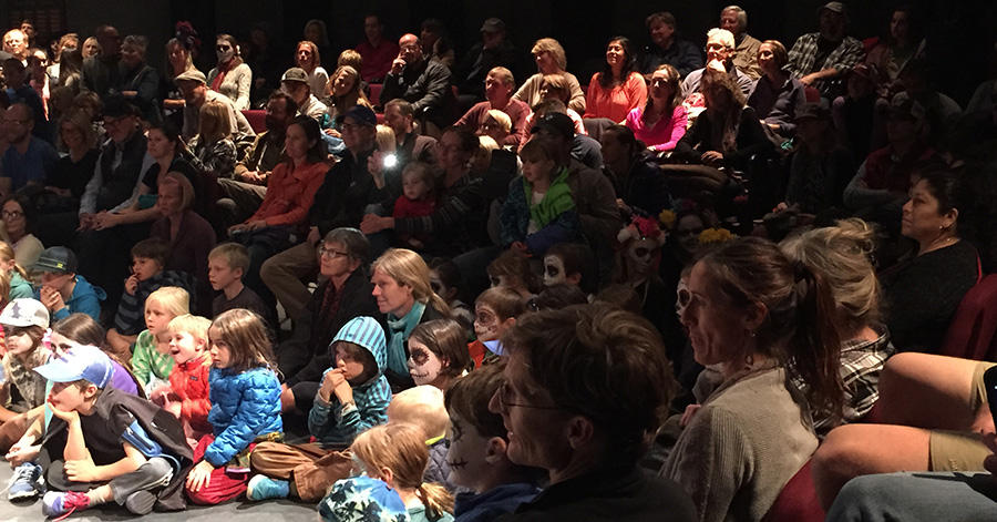 Thunder River Theatre for Kids in Carbondale